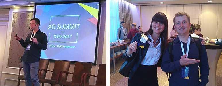 Admixer at Ad Summit Kyiv 2017