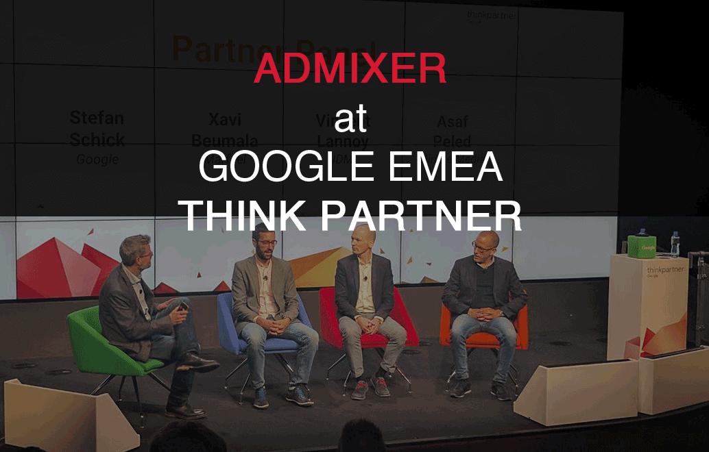 Admixer - certified Google DoubleClick AdExchange partner
