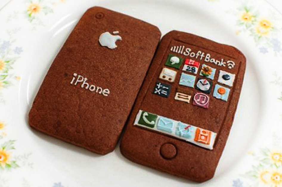 mobile cookie