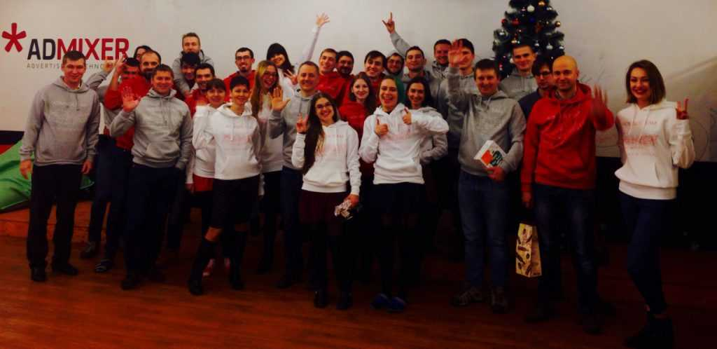Admixer team and their programmatic SaaS solutions