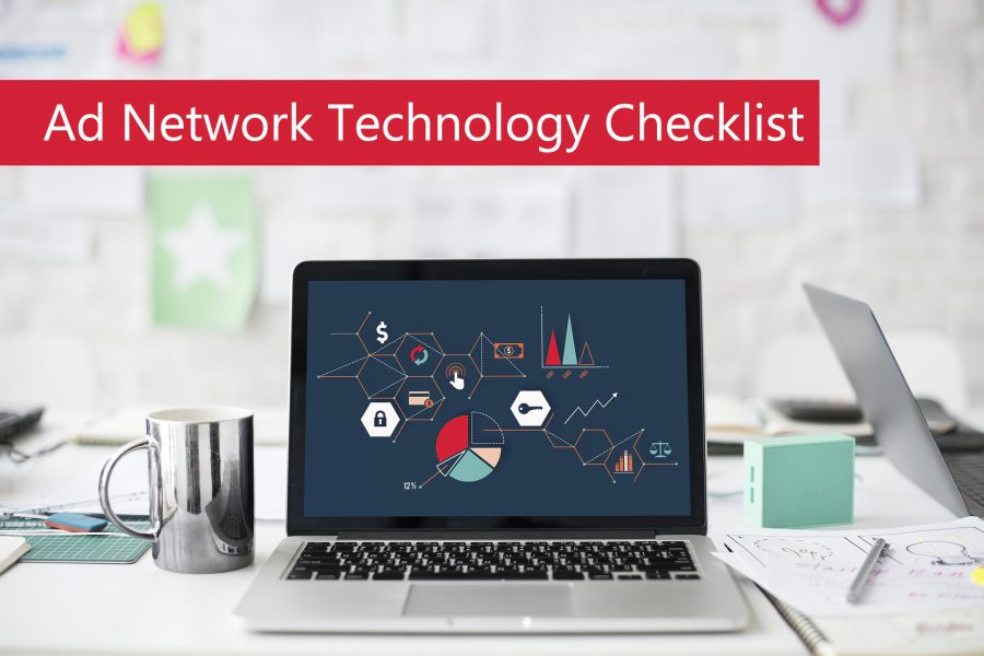 Ad Network Technology checklist