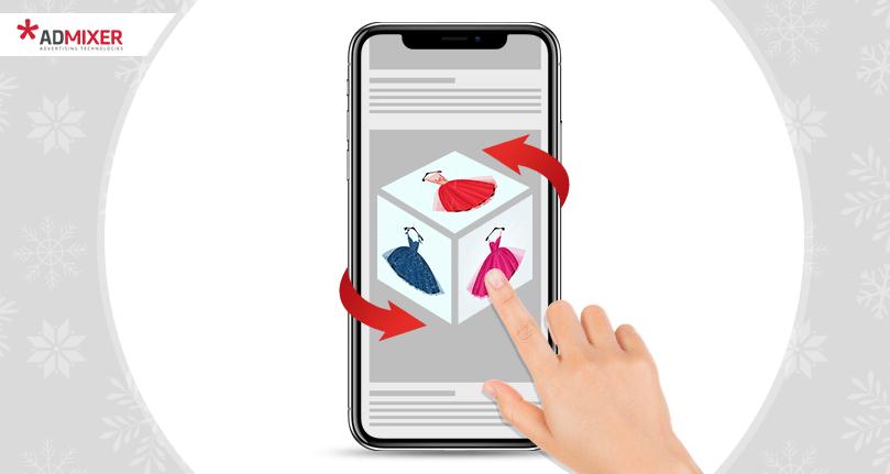 Mobile Cube Rich Media Ad - Admixer Creatives