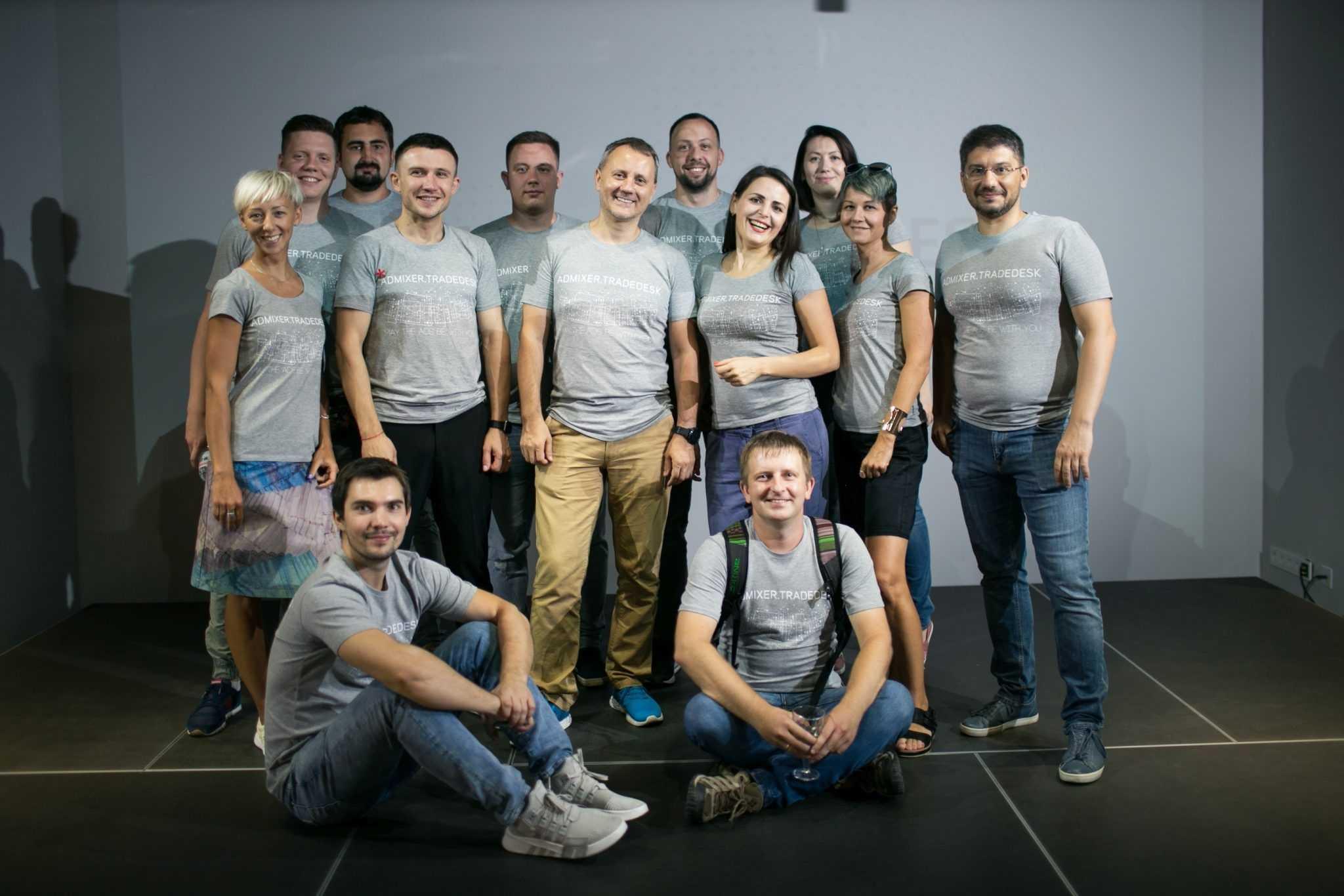 Admixer Team programmatic solutions
