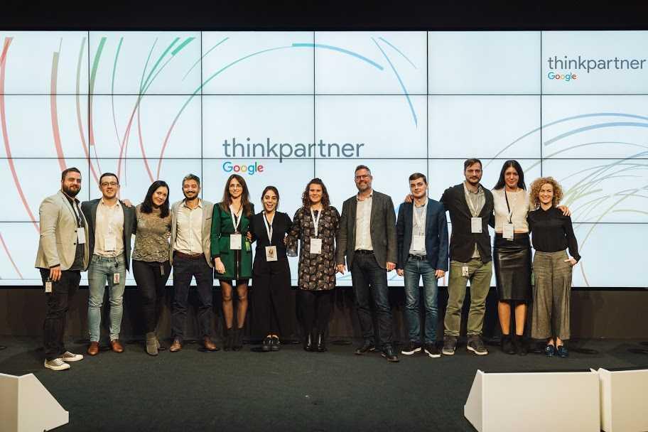 Google EMEA Think Partner 2018