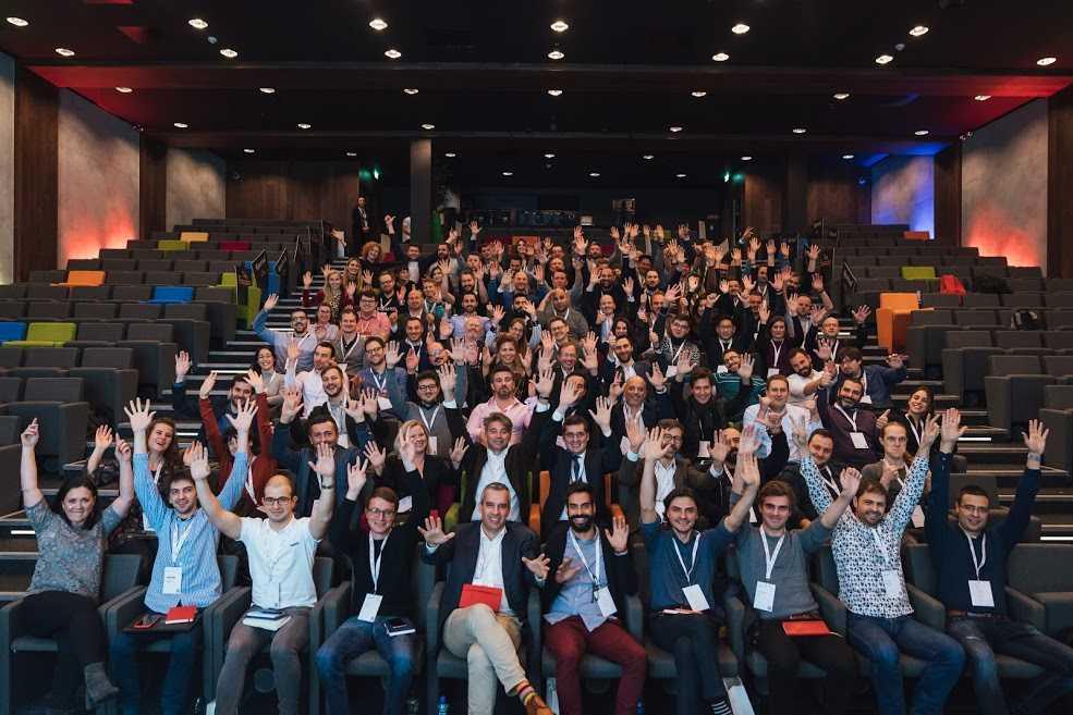 60+ Partners at Google EMEA Think Partner 2018