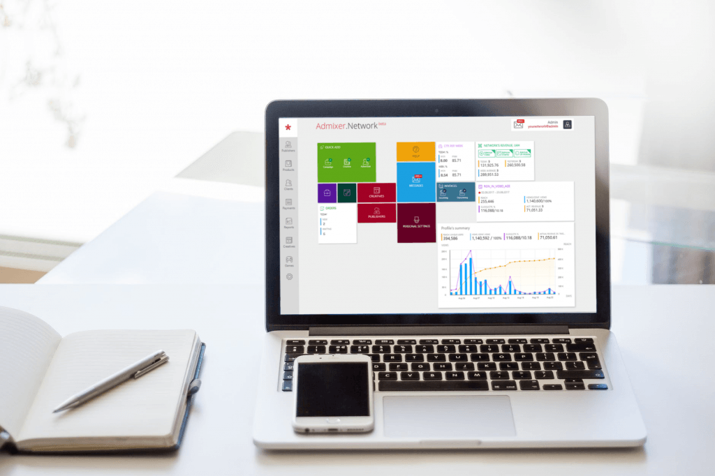 Admixer.Network Releases oRTB Demand