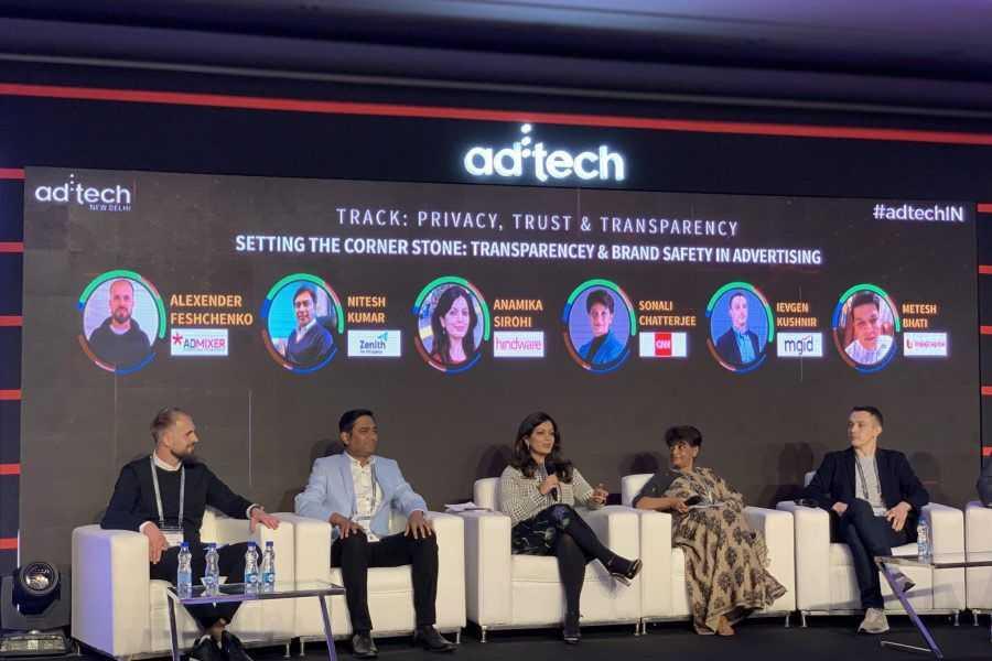 Admixer at ad:tech New Delhi