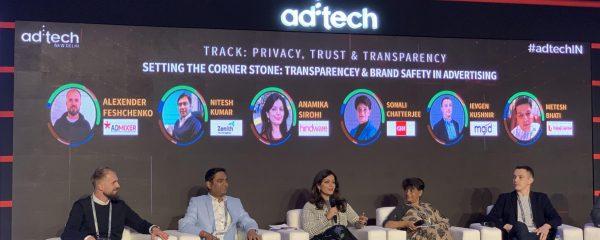 Admixer at ad tech New Delhi 2019