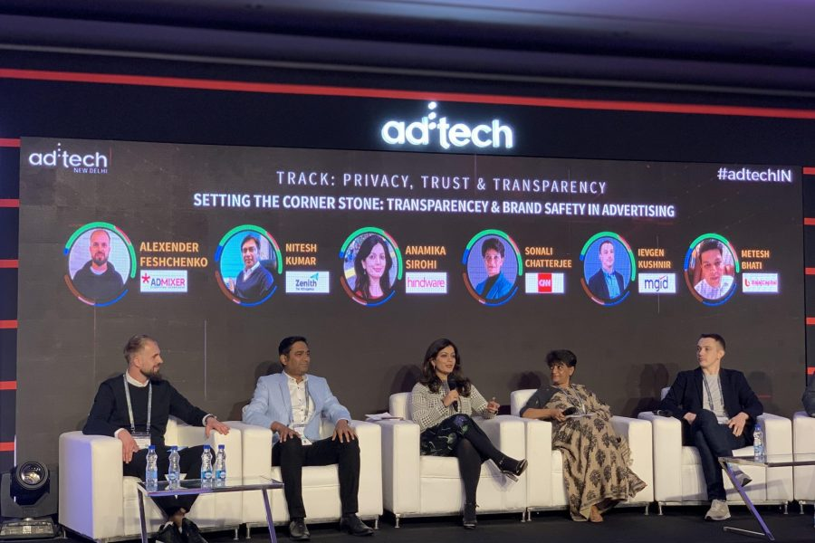 Admixer at ad tech New Delhi 2019