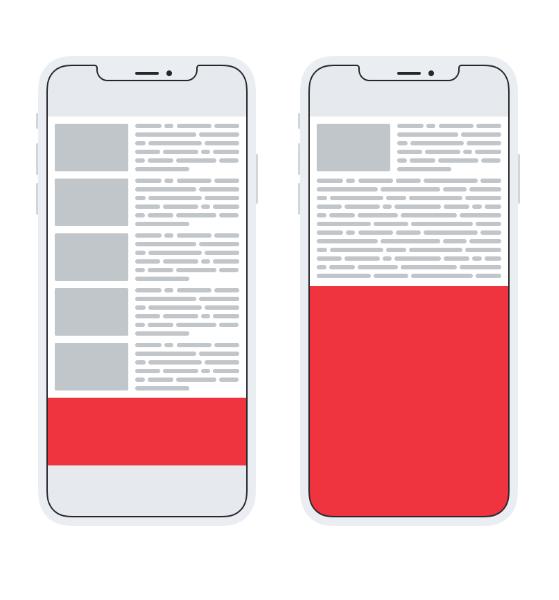 Admixer Blog - Mobile Ad Formats - Banner Ads