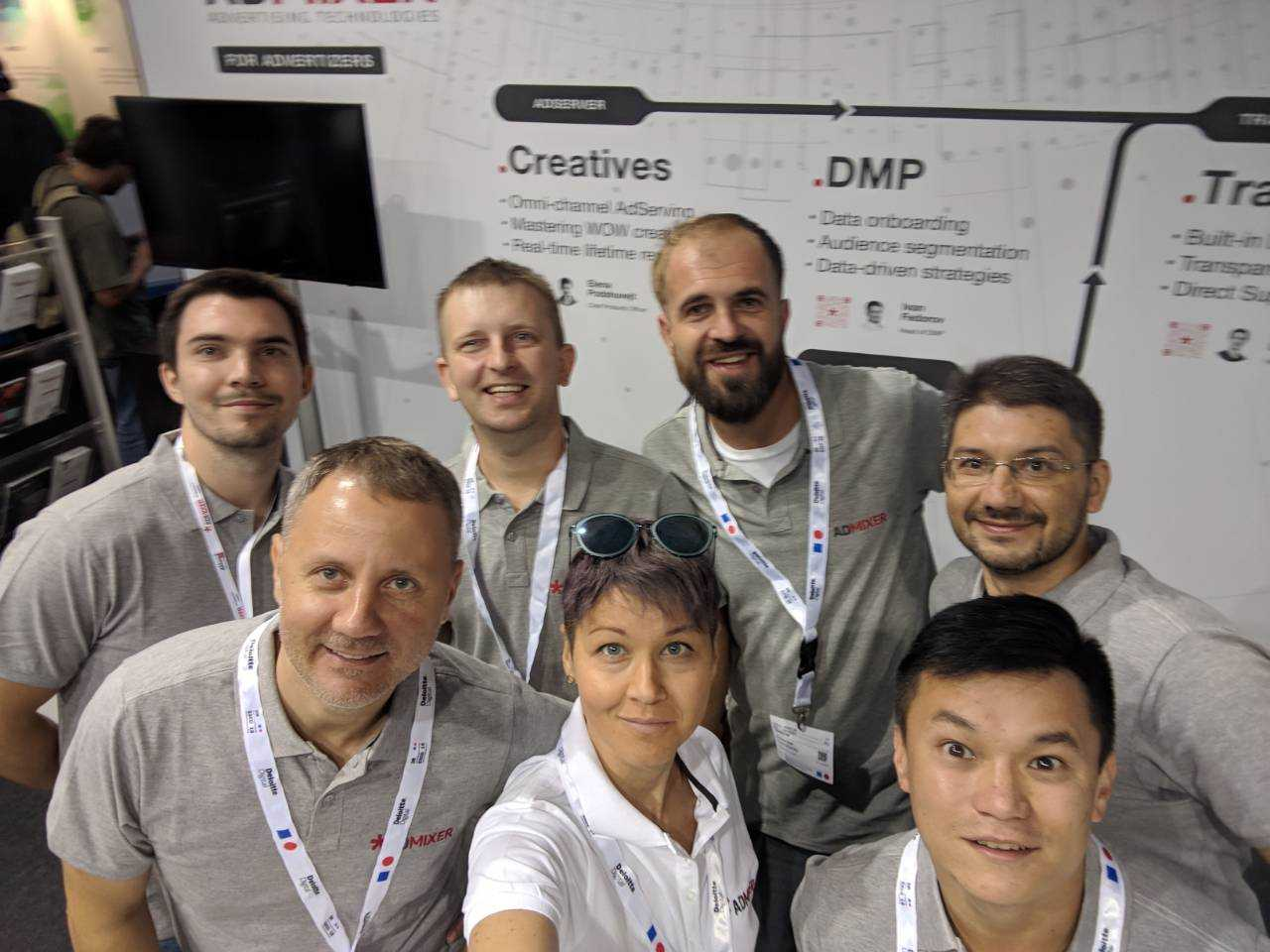 DMEXCO 2019 with Admixer Team