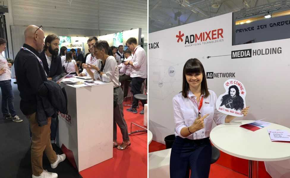 DMEXCO 2019 Highlights with Admixer Team