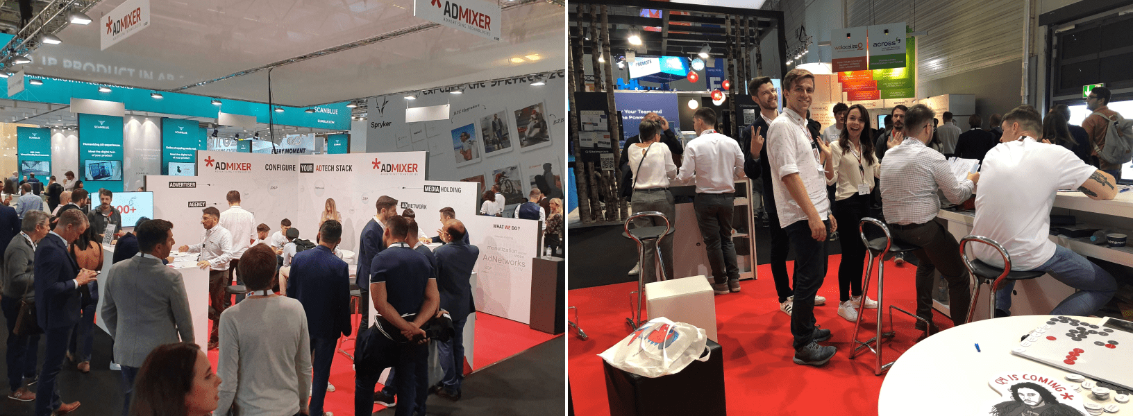 Admixer Takeaways - DMEXCO -Agencies - ad networks - digital marketing -Transparency - Supply chain - media - Adtech - Ad tech stack - Digital media - Trends - Mobile - Data Privacy - 2