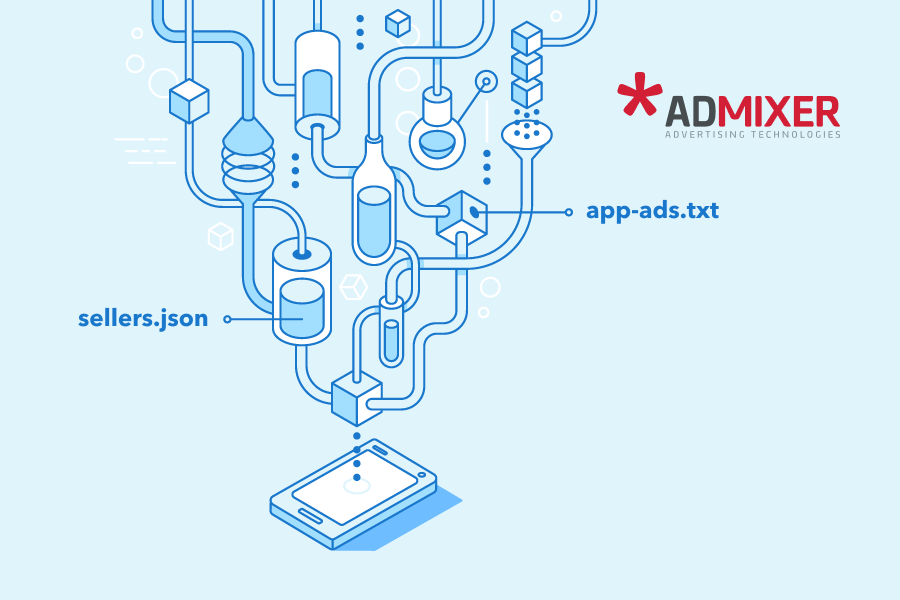 Admixer Technologies - Advertising - Adtech stack - transparency - supply chain - publishers - sellersjson - appadstxt