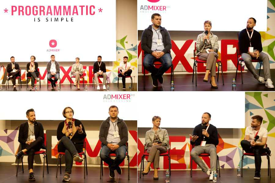 Admixer Team at Programmatic is Simple Conference, Moldova