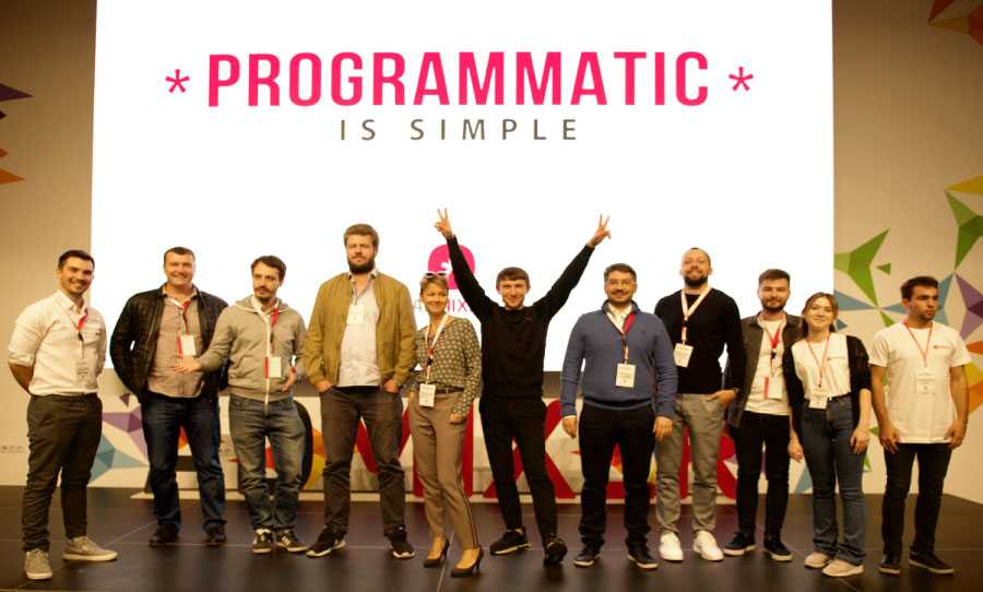 Programmatic is Simple, Adtech Conference in Moldova - Admixer
