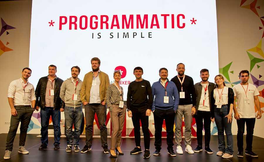 Admixer Programmatic conference