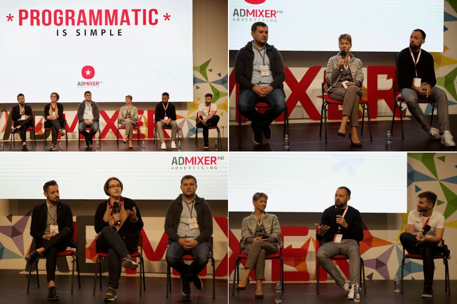 Admixer Moldova conference Programmatic is simple 2