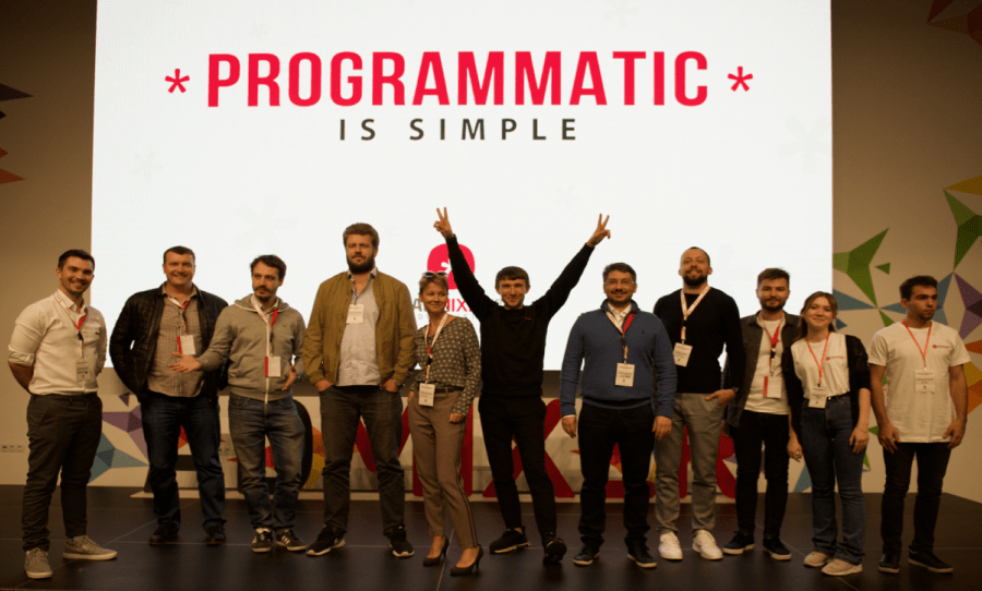Admixer Moldova conference Programmatic is simple cover