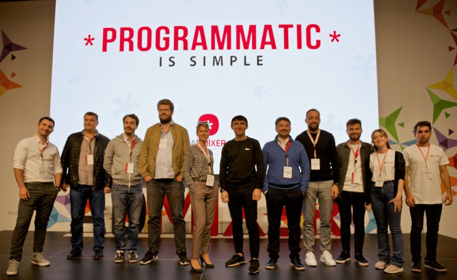 Admixer Moldova conference Programmatic is simple fin