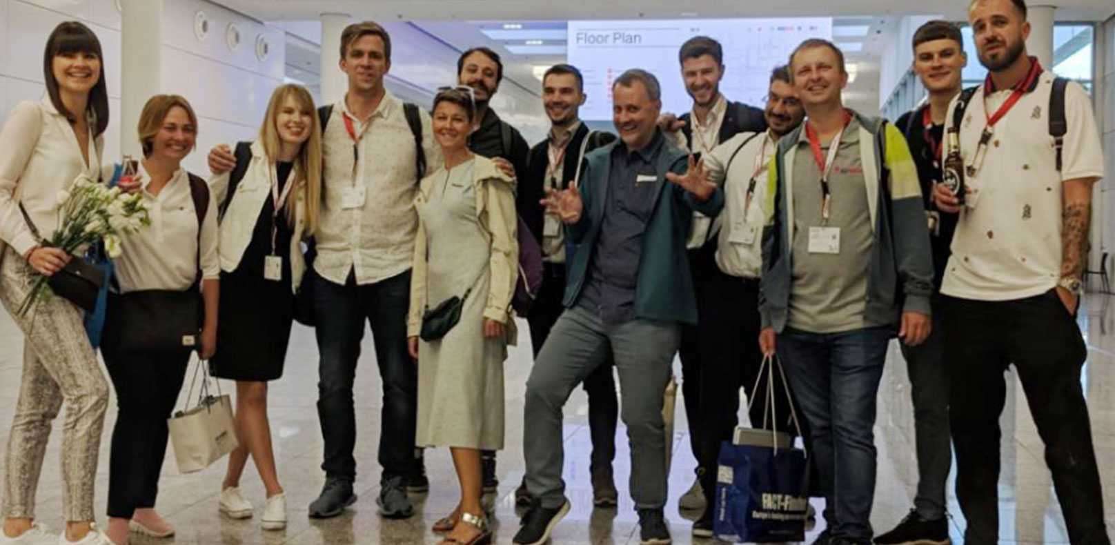 Admixer team at DMEXCO 2019