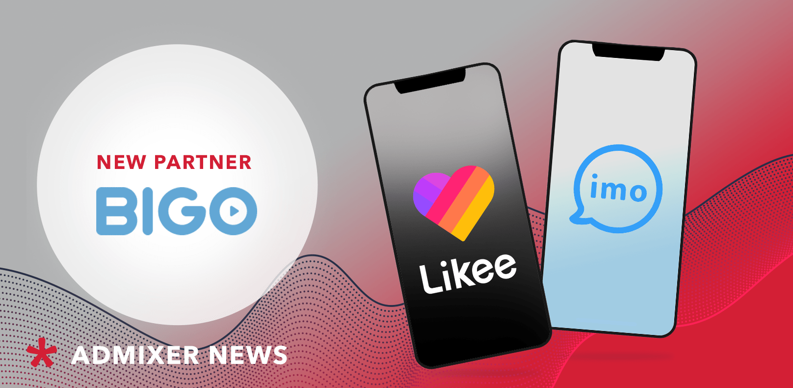 Likee and IMO ads on Admixer - Admixer Blog