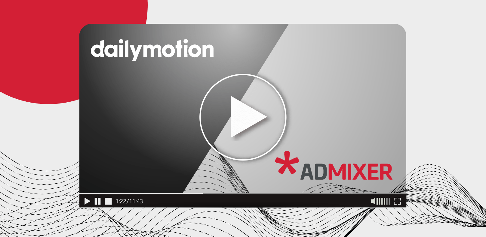 Dailymotion Inventory on Admixer.DSP - Admixer.Blog