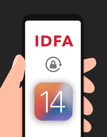 IDFA opt in IOS14 Thumb- Admixer blog
