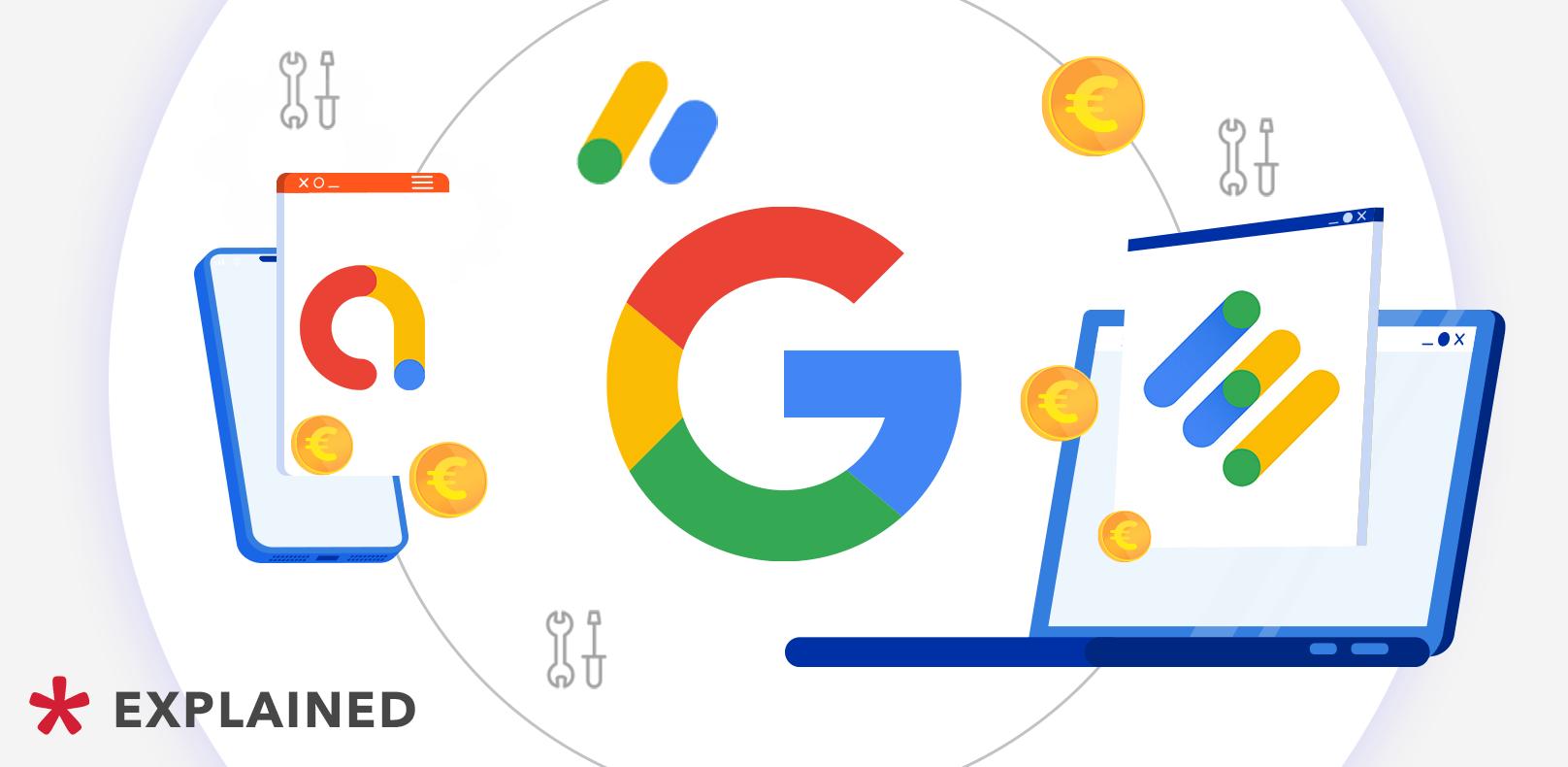 Google monetization instruments MCM - Admixer blog
